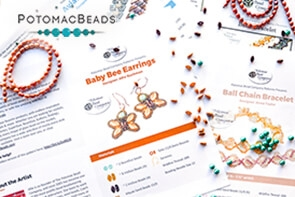 How to Bead Jewelry / Free Beading Patterns PDF