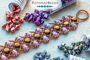 How to Bead / Patterns Sorted by Beads / DiamonDuo Bead Patterns