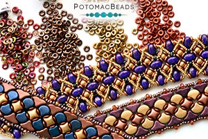 How to Bead Jewelry / Free Beading Patterns PDF / O Bead Patterns