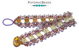 How to Bead Jewelry / Free Beading Patterns PDF / Tile Bead Patterns