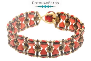 How to Bead Jewelry / Free Beading Patterns PDF / Bar Bead Patterns