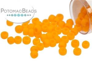 Seed Beads / Toho Seed Beads Size 8/0 / Toho Seed Beads Size 8/0 Matted Colors