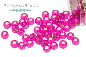 Seed Beads / Toho Seed Beads Size 8/0 / Toho Seed Beads Size 8/0 Lined Colors