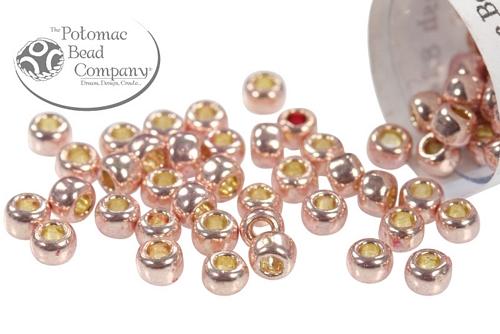 Seed Beads / Toho Seed Beads Size 8/0 / Toho Seed Beads Size 8/0 Metallic Colors