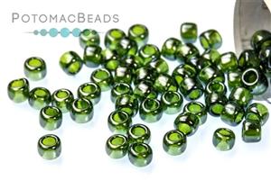 Seed Beads / Toho Seed Beads (8/0) / Toho 8/0 Luster & Rainbow Colors