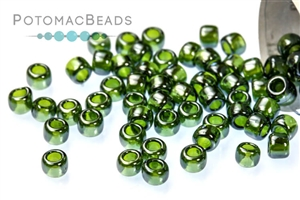 Seed Beads / Toho Seed Beads Size 8/0 / Toho Seed Beads Size 8/0 Luster & Rainbow Colors