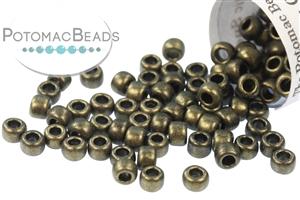 Seed Beads / Toho Seed Beads Size 8/0 / Toho Seed Beads Size 8/0 Czech Finish (Hybrid) Colors