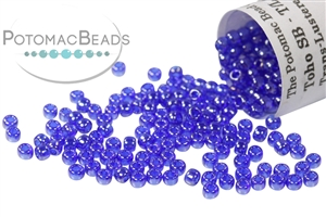 Seed Beads / Toho Seed Beads 11/0 / Toho Seed Beads Size 11/0 Luster & Rainbow Colors