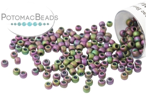Seed Beads / Toho Seed Beads (11/0) / Toho 11/0 Matted Colors