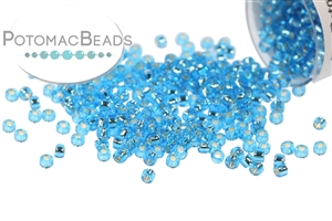 Seed Beads / Toho Seed Beads Size 15/0 / Toho Seed Beads Size 15/0 Lined Colors