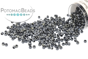 Seed Beads / Toho Seed Beads Size 15/0 / Toho Seed Beads Size 15/0 Matted Colors