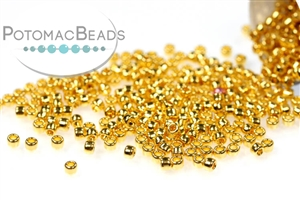 Seed Beads / Toho Seed Beads Size 15/0 / Toho Seed Beads Size 15/0 Metallic Colors