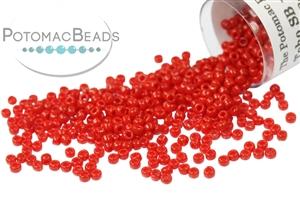 Seed Beads / Toho Seed Beads Size 15/0 / Toho Seed Beads Size 15/0 Opaque Colors