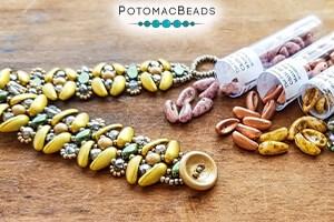 How to Bead Jewelry / Free Beading Patterns PDF / Chilli Bead Patterns