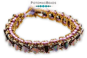 How to Bead Jewelry / Free Beading Patterns PDF / Silky Bead Patterns