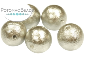 Jewelry Making Supplies & Beads / Pearls / Cotton Pearls