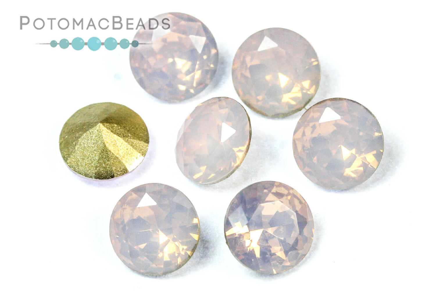 Jewelry Making Supplies & Beads / Beads and Crystals / Chatons SS39 (8mm)