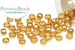 Seed Beads / Miyuki Seed Beads (8/0) / 8/0 Duracoat Galvanized Colors