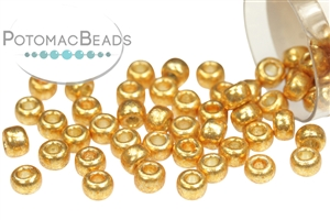Seed Beads / Miyuki Seed Beads (8/0) / Miyuki 8/0 Seed Beads: Duracoat Galvanized Colors