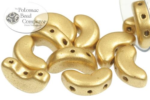 Czech Pressed Glass Beads / Arcos® par Puca® Beads