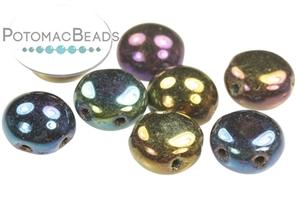 Czech Pressed Glass Beads / Candy Bead
