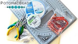 How to Bead Jewelry / Beading Kits & Jewelry Making Kits