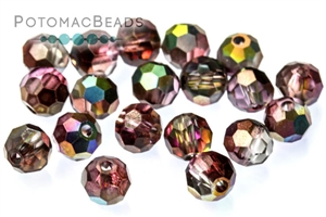 Jewelry Making Supplies & Beads / Beads and Crystals / Round Crystals / Potomac Crystal Round 4mm