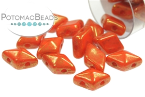 Czech Glass / 2-Hole Beads / DiamonDuo® Bead