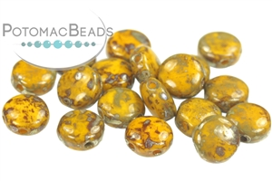 Czech Glass / 2-Hole Beads / DiscDuo® Beads