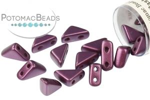 Czech Pressed Glass Beads / Czech Glass & Japanese Two Hole Beads / Tango Bead