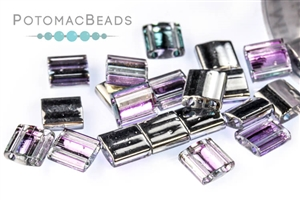 Czech Glass / 2-Hole Beads / Miyuki Tila Beads