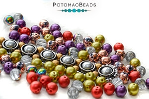 How to Bead Jewelry / Free Beading Patterns PDF / RounTrio Bead Patterns