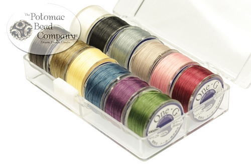 Jewelry Making Supplies & Beads / Wire & Stringing Materials / One-G Beading Thread