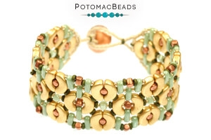 How to Bead Jewelry / Free Beading Patterns PDF / Arcos Bead Patterns