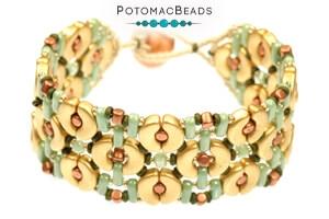 How to Bead Jewelry / Free Beading Patterns PDF / Minos Bead Patterns