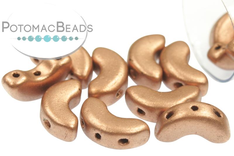 Czech Pressed Glass Beads / Les Perles par Puca®