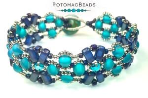 How to Bead Jewelry / Free Beading Patterns PDF / Rose Montee Bead Patterns