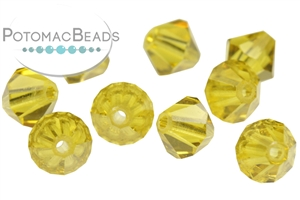 Jewelry Making Supplies & Beads / Beads and Crystals / Bicones CrystalBeads / Swarovski Bicones 5mm