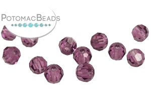 Jewelry Making Supplies & Beads / Beads and Crystals / Round Crystals / Swarovski Crystal Round 3mm