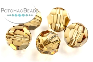 Jewelry Making Supplies & Beads / Beads and Crystals / Round Crystals / Swarovski Crystal Round 6mm