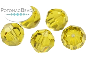 Jewelry Making Supplies & Beads / Beads and Crystals / Round Crystals / Swarovski Crystal Round 8mm