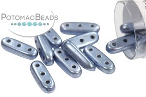 Czech Pressed Glass Beads / CzechMates Beads / CzechMates 3-Hole Beam