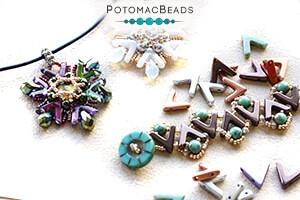 How to Bead Jewelry / Free Beading Patterns PDF / AVA® Bead Patterns