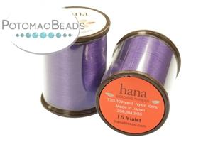 Jewelry Making Supplies & Beads / Wire & Stringing Materials / Hana Beading Thread