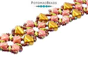 How to Bead Jewelry / Free Beading Patterns PDF / Super8 Bead Patterns