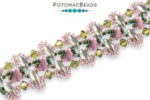 How to Bead Jewelry / Free Beading Patterns PDF / Emma Bead Patterns