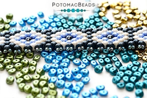 How to Bead / Patterns Sorted by Beads / Es-O Bead Patterns