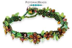 How to Bead Jewelry / Free Beading Patterns PDF / Gekko Bead Patterns