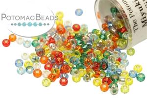 Seed Beads / Miyuki Seed Beads Size 11/0 / Miyuki Seed Beads Size 11/0 Rainbow Colors