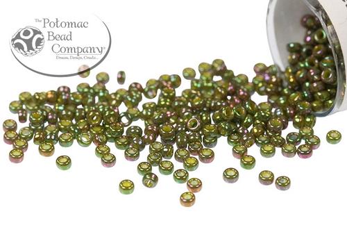 Seed Beads / Miyuki Seed Beads 15/0 / Miyuki Seed Beads Size 15/0 Duracoat Opaque Colors
